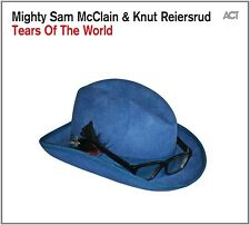 MIGHTY SAM/REIERSRUD,KNUT MCCLAIN - TEARS OF THE WORLD  CD NEU