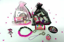 BEAUTIFUL MONSTER HIGH THEMED PARTY/GIFT/LOOT/ORGANZA FILLER FREE P & P !!!!!!!