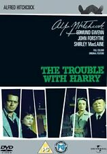 ALFRED HITCHCOCK - THE TROUBLE WITH HARRY - DVD - REGION 2 UK
