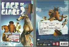 DVD - L' AGE DE GLACE 2 ( DESSIN ANIME ) / COMME NEUF - LIKE NEW