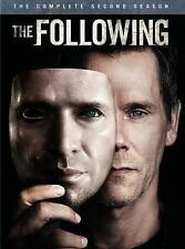 The Following: The Complete Second Season (DVD, 2014, 4-Disc Set)