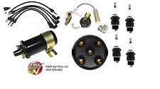 IGNITION TUNE UP KIT W/ COIL IH FARMALL 100 130 140 200 230 240 300 330 340 350
