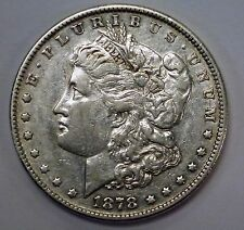 {BJStamps} 1878 MORGAN Silver Dollar 7/8 TF VAM 33 R4