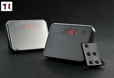 Alarm clock camera mirror HD large angle-remote-detection motion-spy