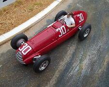 ALFA alfetta 158gp probuild de résine kit rtr # 30 trossi 1er 1947 gp italien MB