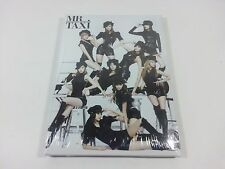 SNSD 3rd Album Mr. Taxi CD Postcard Photo Card KPOP Girls' generation Idol group