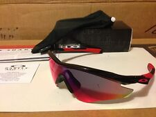 NEW Oakley M2 Frame AF Sunglasses Polished Black Positive Red Iridium OO9254-06