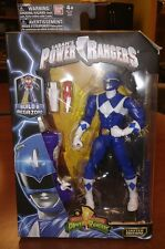 Mighty Morphin Power Rangers Legacy Collection Blue Ranger (Build a Zord) Figure