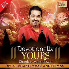 Devotionally Yours Shankar Mahadevan - Original Times Music 2 CD Set