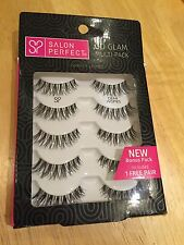 Salon Perfect Perfectly Glamorous Demi Wispies 5 Pairs Of Lashes