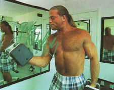 WWF WWE ROB VAN DAM RVD AUTOGRAPHED HAND SIGNED 8X10 PHOTO WRESTLING PICTURE