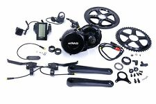 e-RAD 350w Electric Bicycle Mid Drive Conversion Kit - 48v