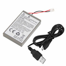 Replacement 2000mAH Battery Pack+ USB Charger Cable for Sony PS4 Controller