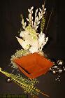 Schale Feuerschale Ornament Rost Edelrost für Säule