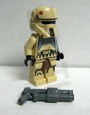 Lego Star Wars Rogue One NEW Imperial Shoretrooper Captain minifigure 75154 TIE