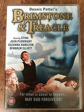 Sting BRIMSTONE AND TREACLE ~ 1982 Dennis Potter Cult Feature Film ~ UK DVD