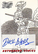 MARVEL: The Silver Age - Dick Ayers #A4 Autograph Card (Skybox) #NEW