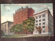 Sterling Hotel, Coal Exchange Bldg,Lehigh & Wilkes Barre Coal Co Bldg, Pa - 1911
