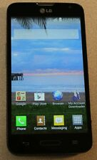 STRAIGHT TALK - LG Ultimate 2 L41C Smartphone - MODERATE CONDITION
