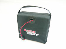 Battery Cover / Bag for Motocaddy, Golf Glider Mocad - Heavy Duty 17ah to 22ah.