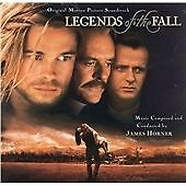 James Horner - Legends of the Fall (Original Soundtrack, 1995) cd