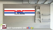 Honda Racing HRC Workshop Banner or Trackside Use