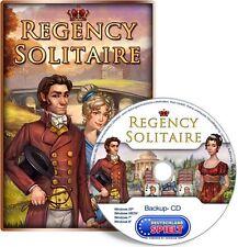 Regency Solitaire - PC - Windows XP / VISTA / 7 / 8 / 10