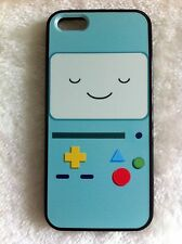 Adventure Time BMO iPhone 5/5s Printed Cover Case PC & TPU Mixed Materials
