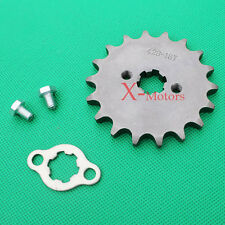 428 18 Tooth 18T Front Counter Engine Sprocket Gear Pit bike 110cc 125cc SDG SSR