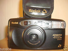 KODAK ADVANTIX 4100ix ZOOM DATE APS FILM CAMERA~30-60MM ASPHERIC LENS~TIMER 2M13