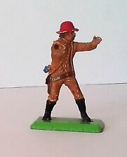 Wounded Cowboy  - one arm missing Britains Ltd 1971  deetail Made in England 1st