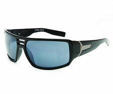 Stone by BLOC Sunglasses MONZA Black with Grey Lens 57200