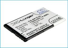 3.7V battery for Nokia Lumia 610C, Asha 303, Lumia 710 Li-ion NEW