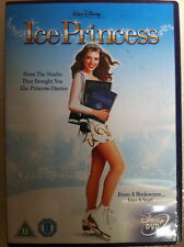 Hayden Panettiere Kim Cattrall ICE PRINCESS | Walt Disney Family Comedy | UK DVD