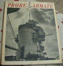 PRORE ARMATE - ANNO II N. 17 21 DICEMBRE 1942