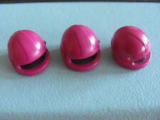 PLAYMOBIL @@ CHAPEAU ROSE @@ CASQUE HAT @@ WESTERN @@ PIRATE @@ PERSONNAGE A21