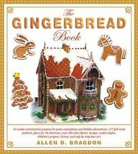 The Gingerbread Book  54 Cookie-Construction Projects for Party Centerpieces NEW