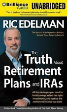 The Truth about Retirement Plans and IRAs by Ric Edelman (2014, CD, Unabridged)