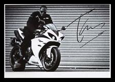 TAIO CRUZ AUTOGRAPHED SIGNED & FRAMED PP POSTER PHOTO