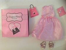 "New Chad Valley My Little Sister Design A Friend 14"" Doll Bridesmaid Dress / Set"