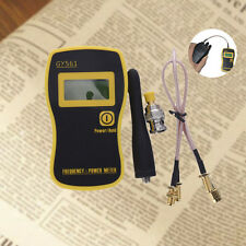 GY561 Frequency Counter Walkie Talkie 2-way Radio Measuring Tester RF PowerMeter