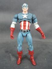 Marvel Universe Captain America loose Figure WWII world war 2 offer Q6