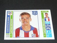N°45 GRIEZMANN ATLETICO MADRID PANINI FOOTBALL UEFA CHAMPIONS LEAGUE 2014-2015