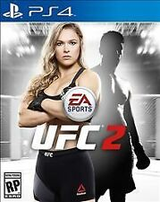 EA Sports UFC 2 PS4 Game BRAND NEW SEALED
