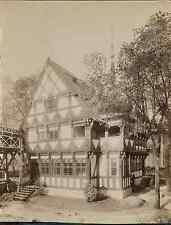 L.L., Paris, Exposition Universelle de 1900. Pavillon de Danemark  Vintage album