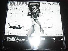 The Killers Read My Mind Australian Enhanced CD Single