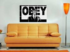"OBEY THEY LIVE LARGE 35""X25"" INCH MOSAIC WALL POSTER NWO"