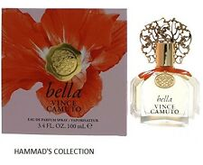 VINCE CAMUTO BELLA EDP 3.4 OZ / 100 ML FOR WOMEN (NIB)