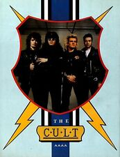 Colour Pin Up Poster Of The Cult 11x8