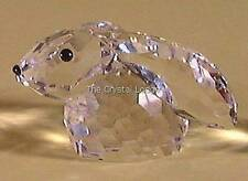 SWAROVSKI CRYSTAL BUNNY RABBIT 208326 MINT BOXED RETIRED RARE